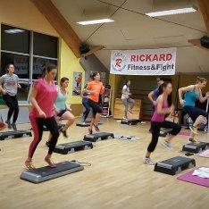 Rickard Fitness & Fight Club - Acro Joga