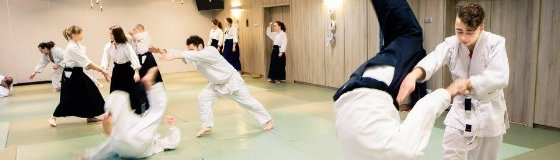 SOTO - Dalekowschodnie Centrum Kulturalno-Sportowe - Aikido – Dzieci 4-7 lat + Rodzic