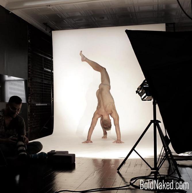 Co-Ed Naked Yoga Debuts in New York
