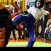 Klub Bokserski Legia - Kickboxing dla dzieci tren. W. Wiertel
